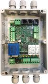 DRV valdymo sistemos modulis